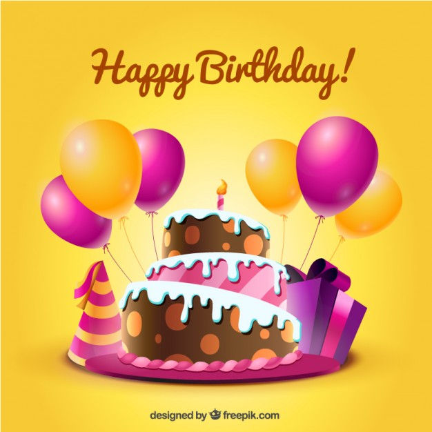 Nice Images Collection: Birthday Desktop Wallpapers