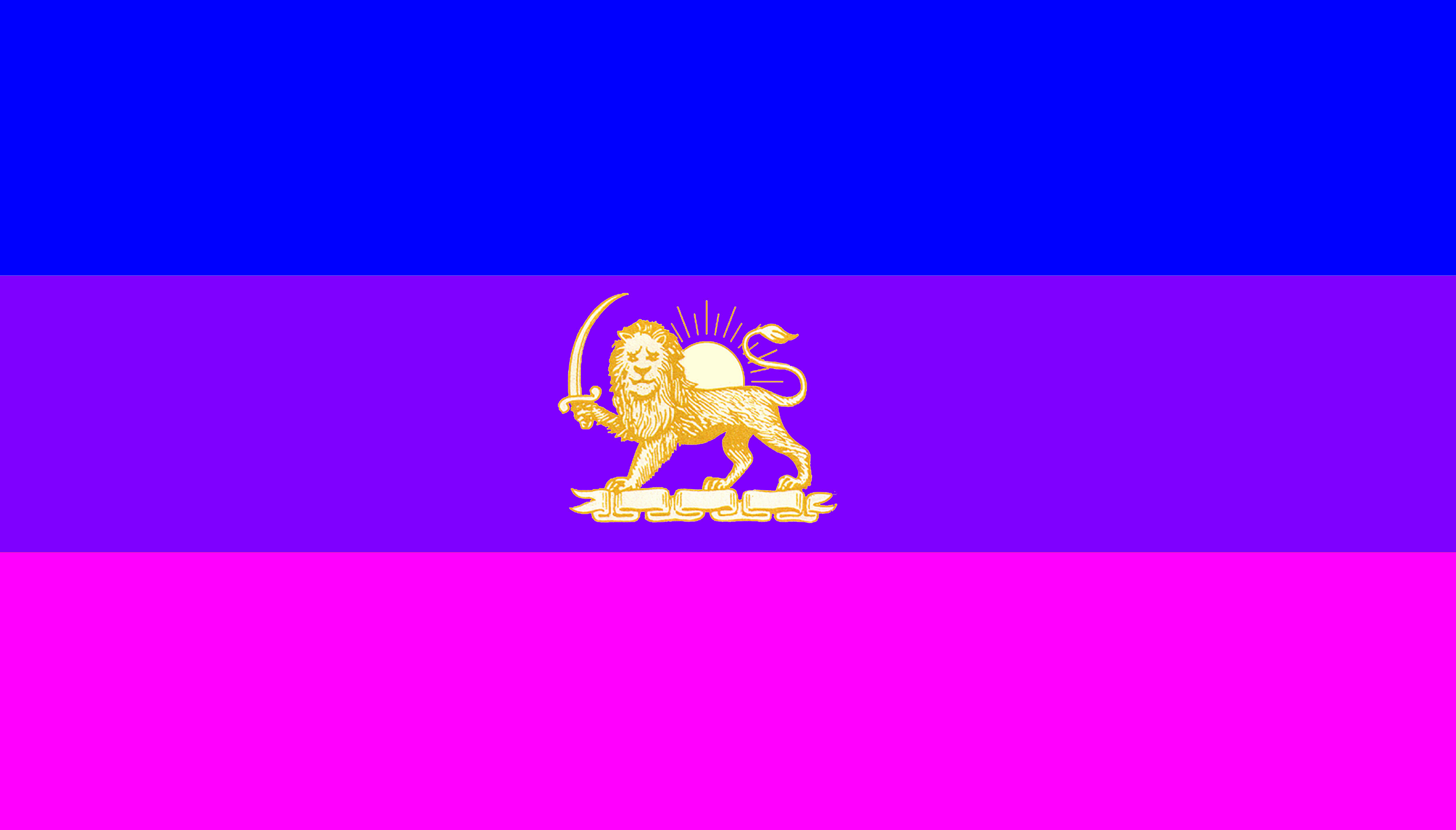 Bisexual Pride Flag #10