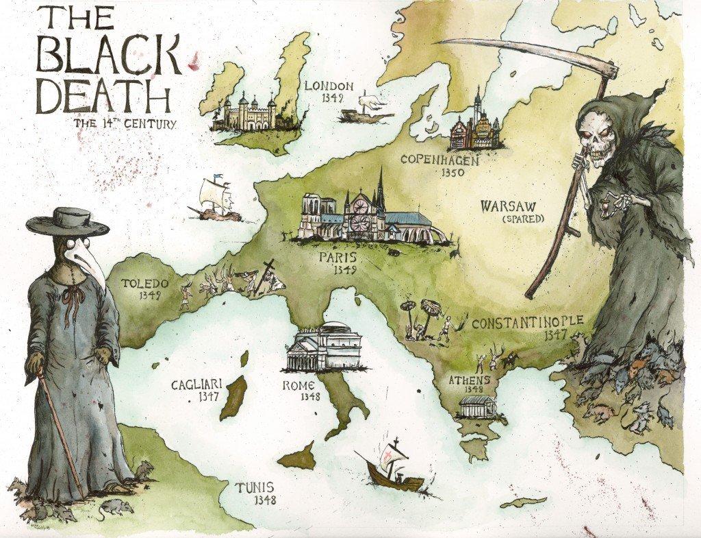Black Death Pics, Movie Collection