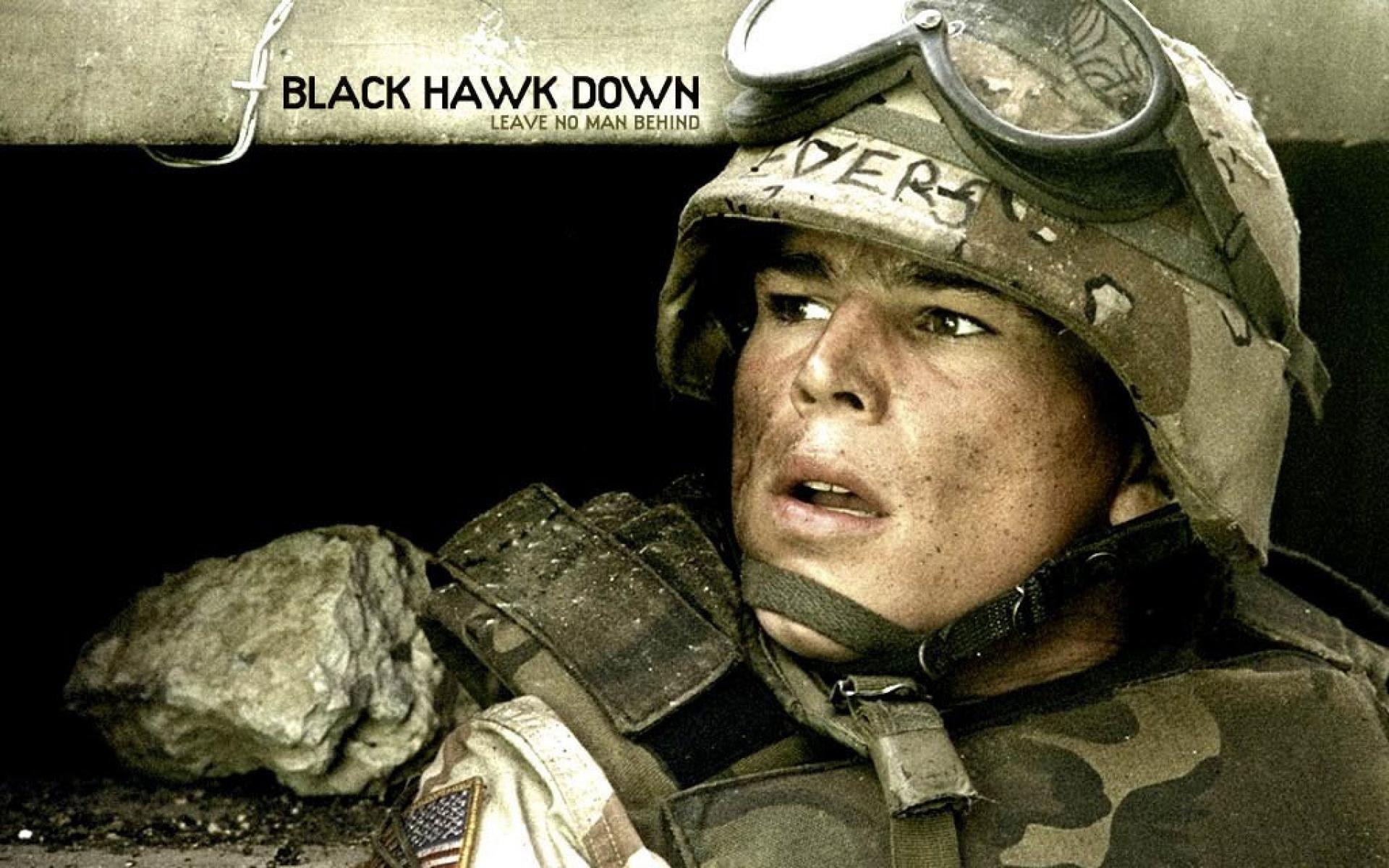 Nice Images Collection: Black Hawk Down Desktop Wallpapers