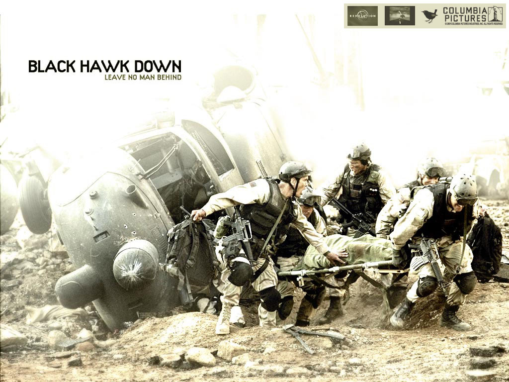 High Resolution Wallpaper   Black Hawk Down 1024x768 px