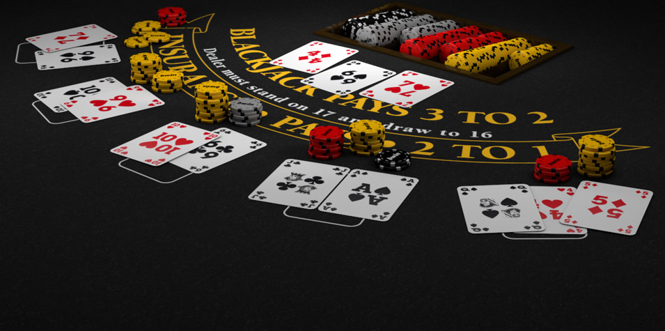 HD Quality Wallpaper | Collection: Game, 955x475 Blackjack