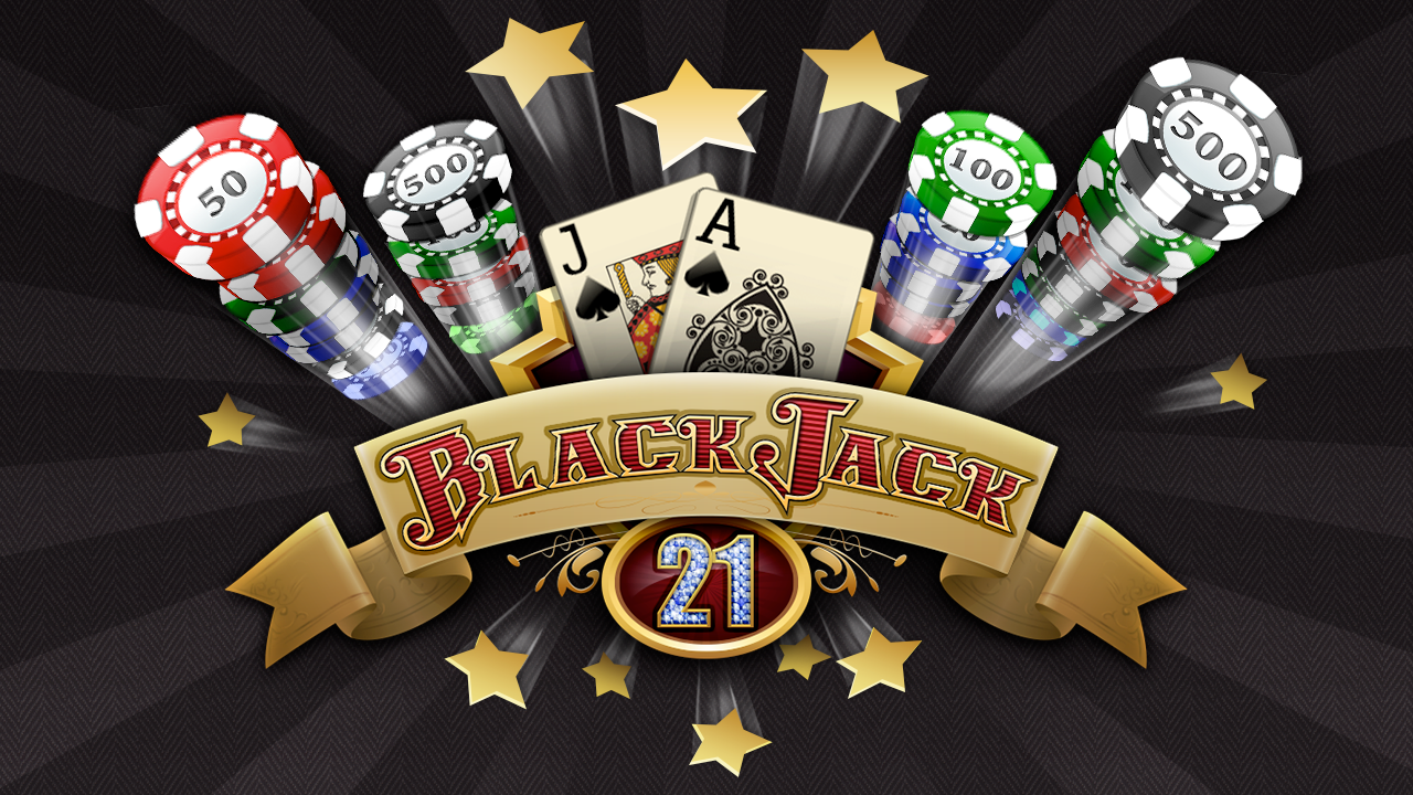 Nice Images Collection: Blackjack Desktop Wallpapers