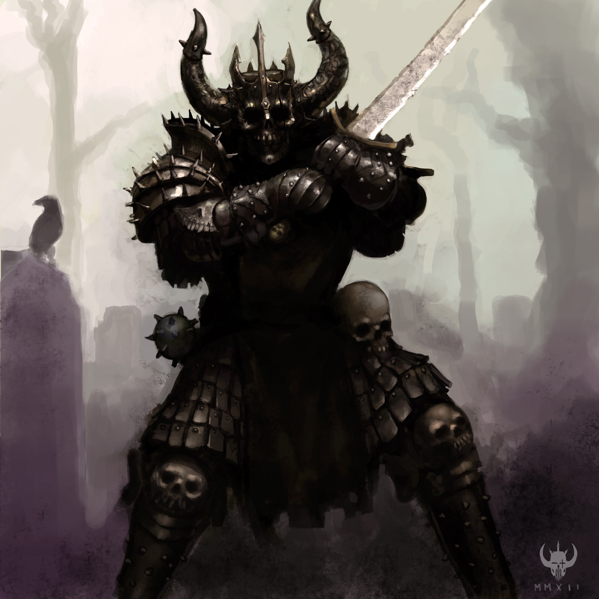 Black Knight High Quality Background on Wallpapers Vista