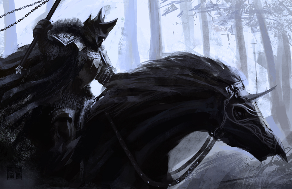 High Resolution Wallpaper   Black Knight 1000x647 px