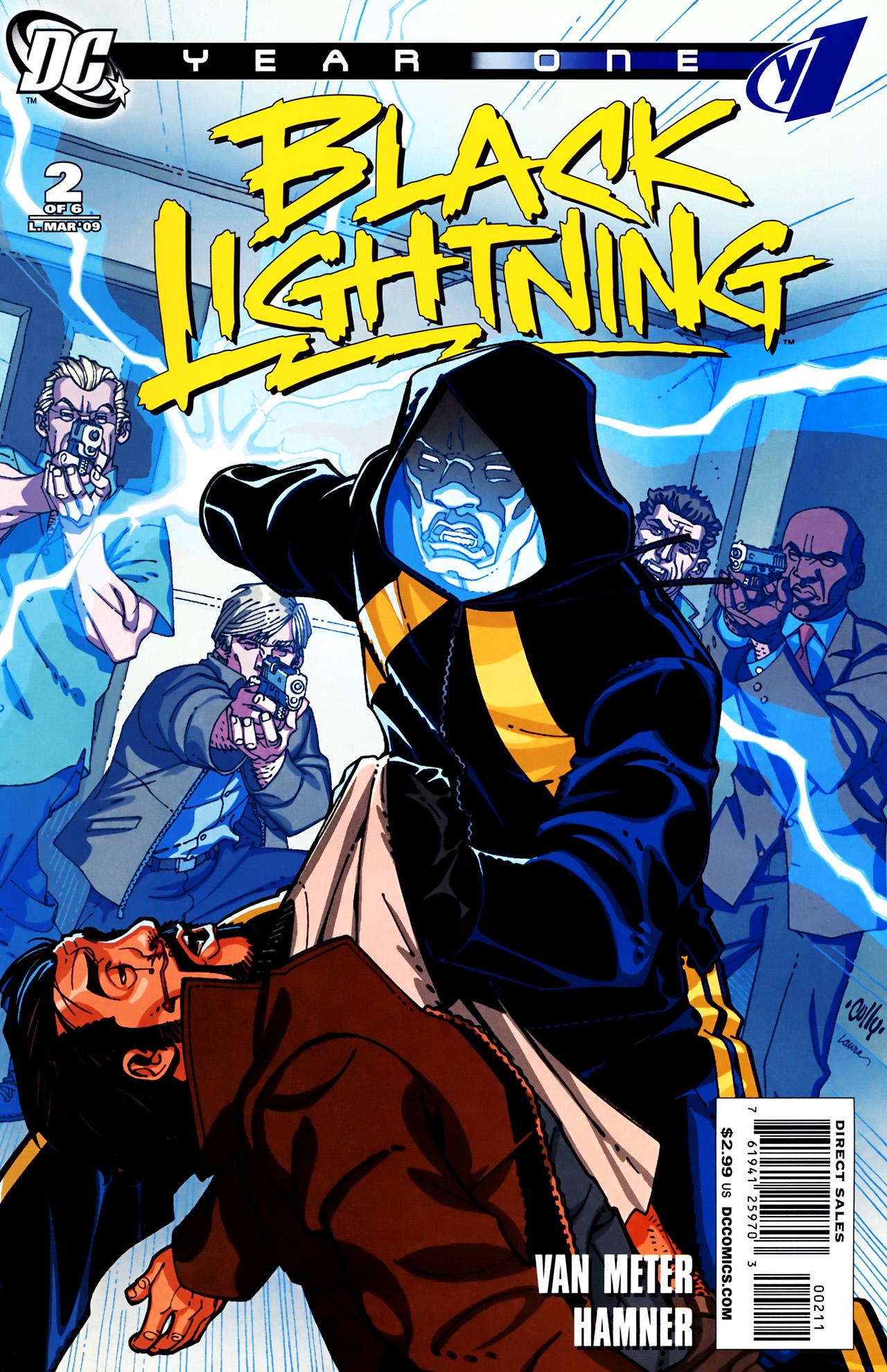 Images of Black Lightning | 1280x1978