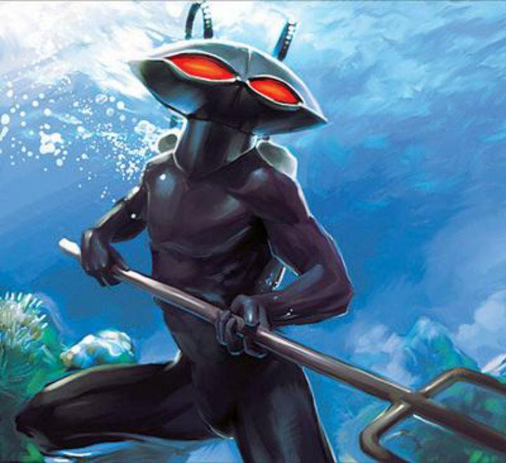 HD Quality Wallpaper | Collection: Comics, 720x659 Black Manta