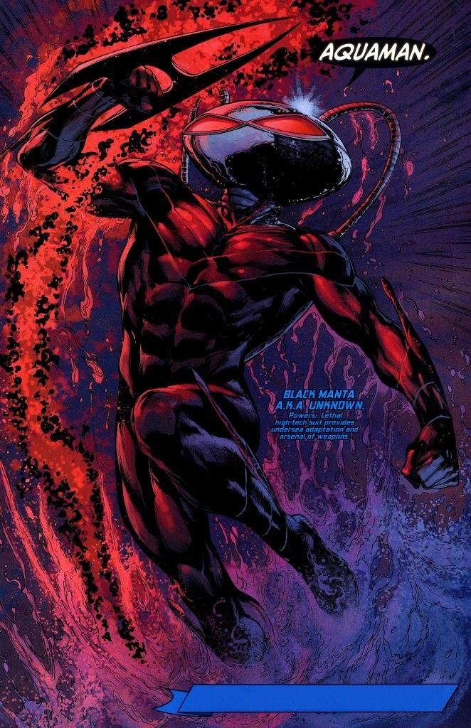 Amazing Black Manta Pictures & Backgrounds