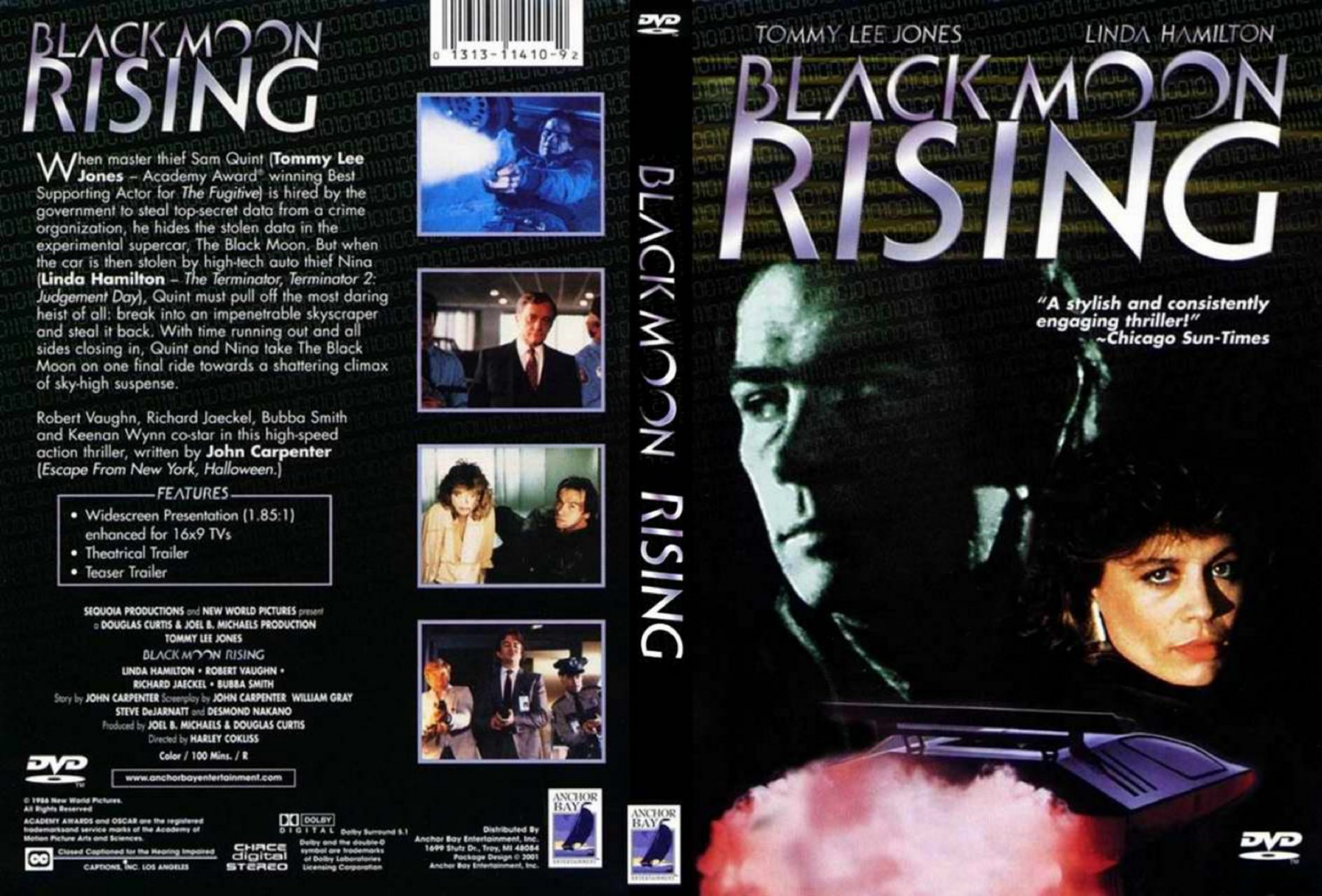 Nice Images Collection: Black Moon Rising Desktop Wallpapers