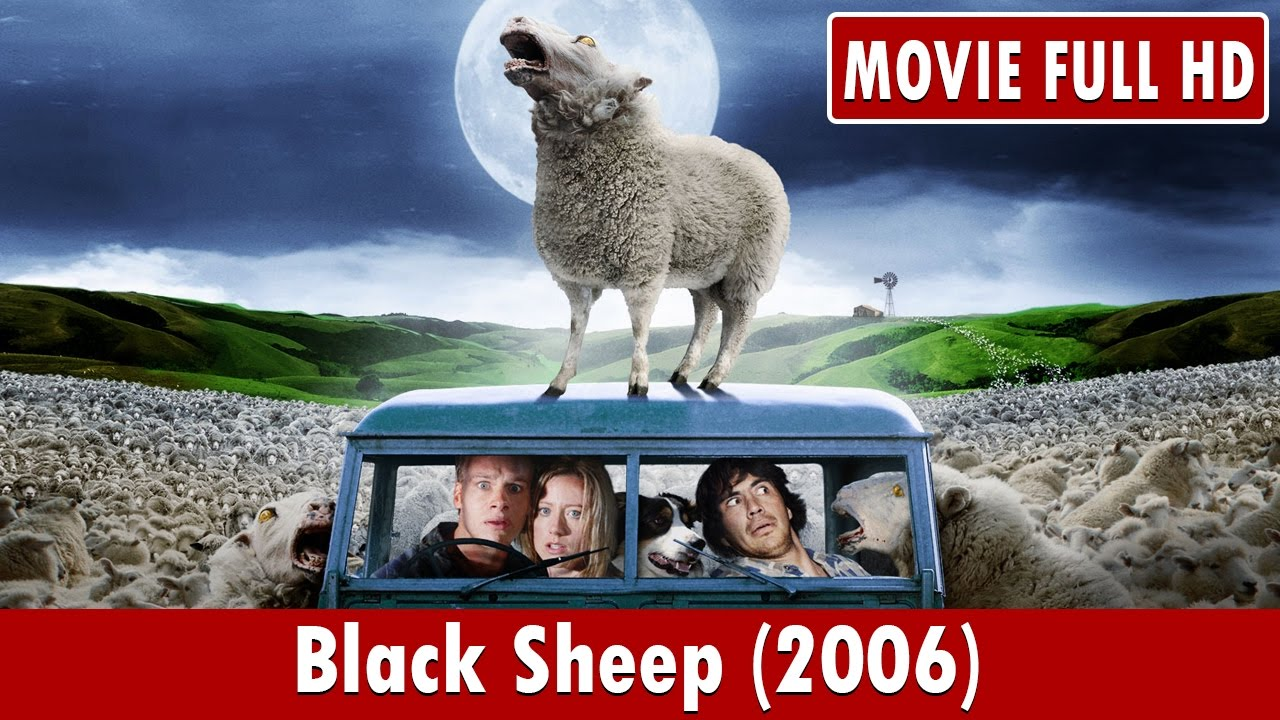 HD Quality Wallpaper | Collection: Movie, 1280x720 Black Sheep (2006)