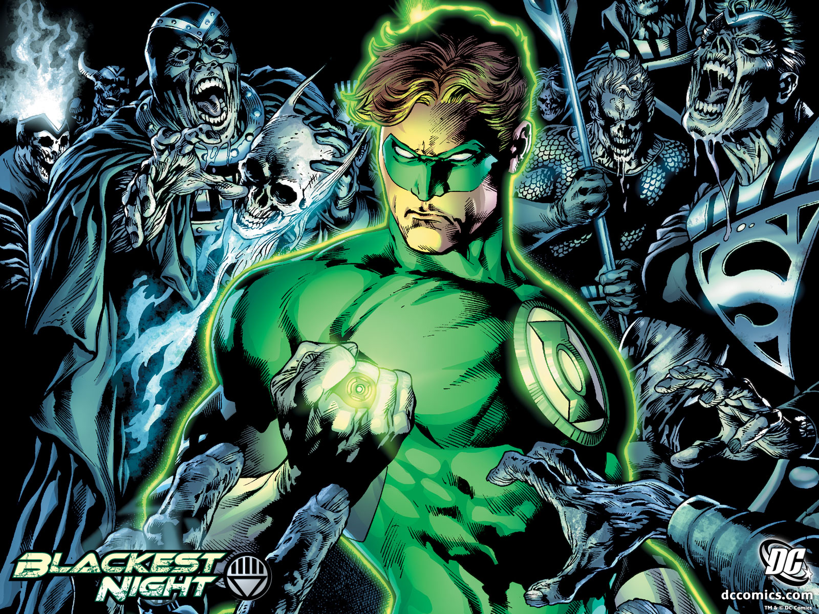 Amazing Blackest Night Pictures & Backgrounds