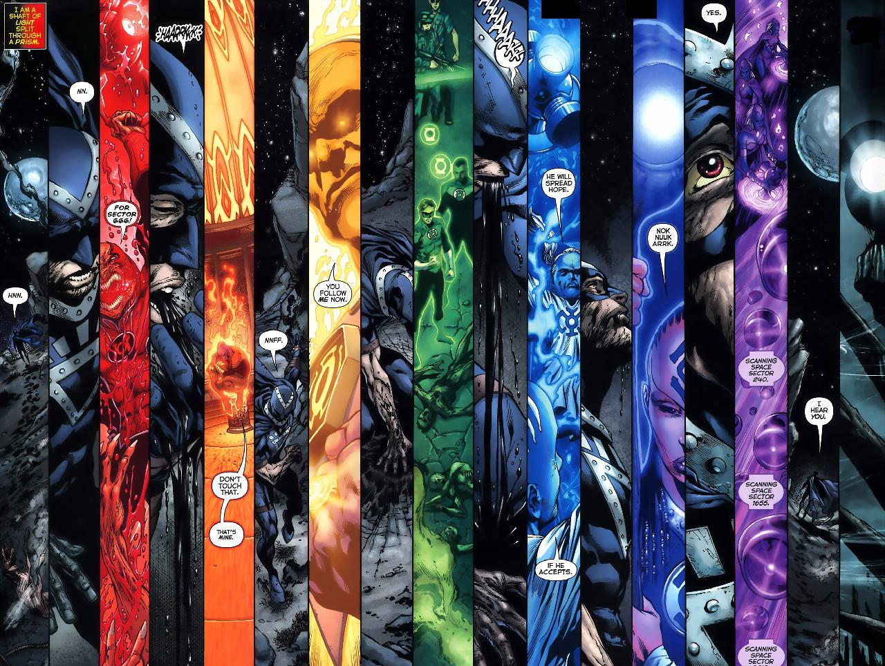 Blackest Night Backgrounds on Wallpapers Vista