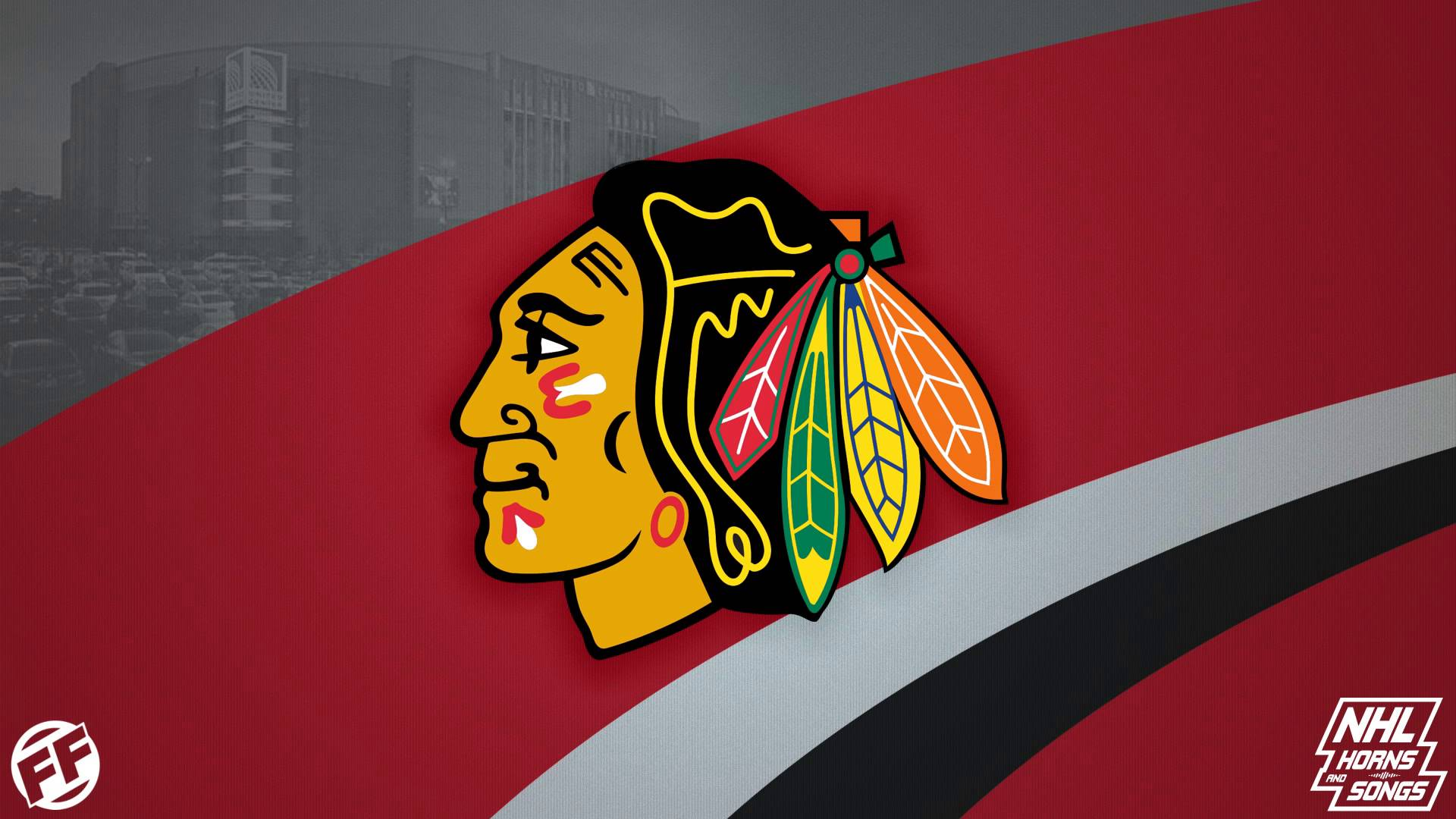HD Quality Wallpaper | Collection: Sports, 1920x1080 Chicago Blackhawks