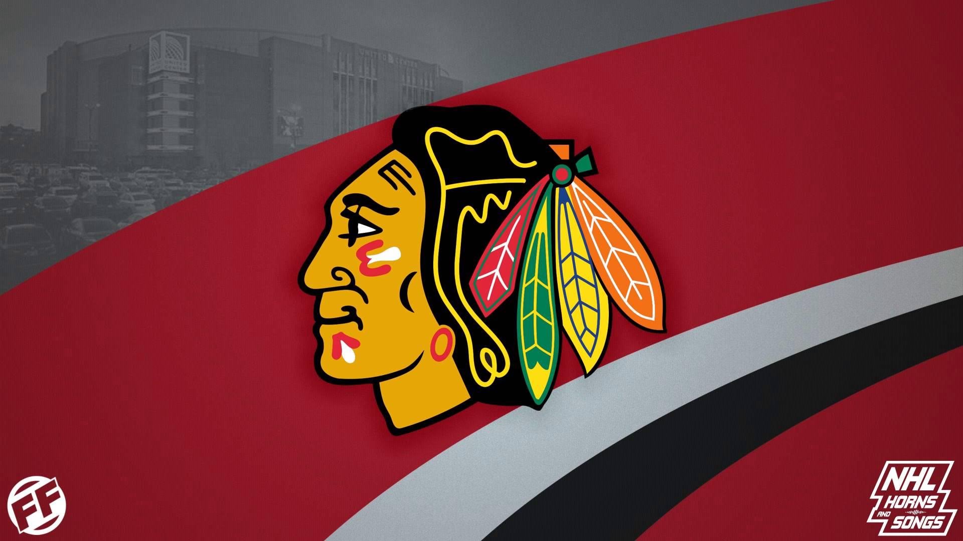 High Resolution Wallpaper | Chicago Blackhawks 1920x1080 px
