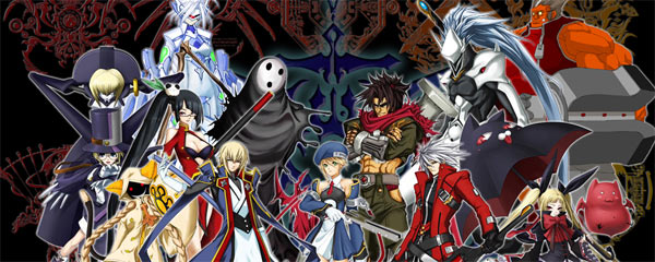 BlazBlue: Calamity Trigger wallpapers, Video Game, HQ