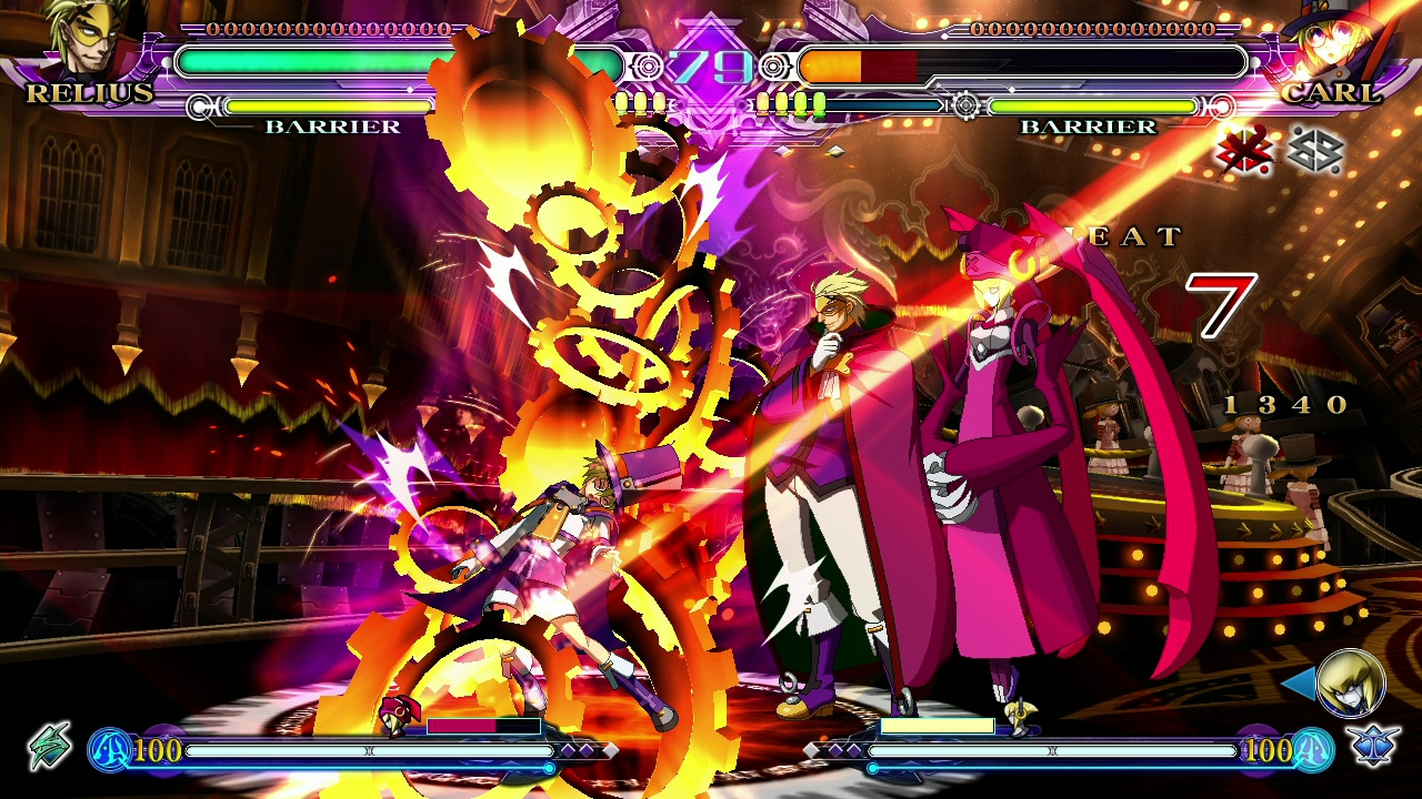 BlazBlue: Continuum Shift Extend wallpapers, Video Game, HQ