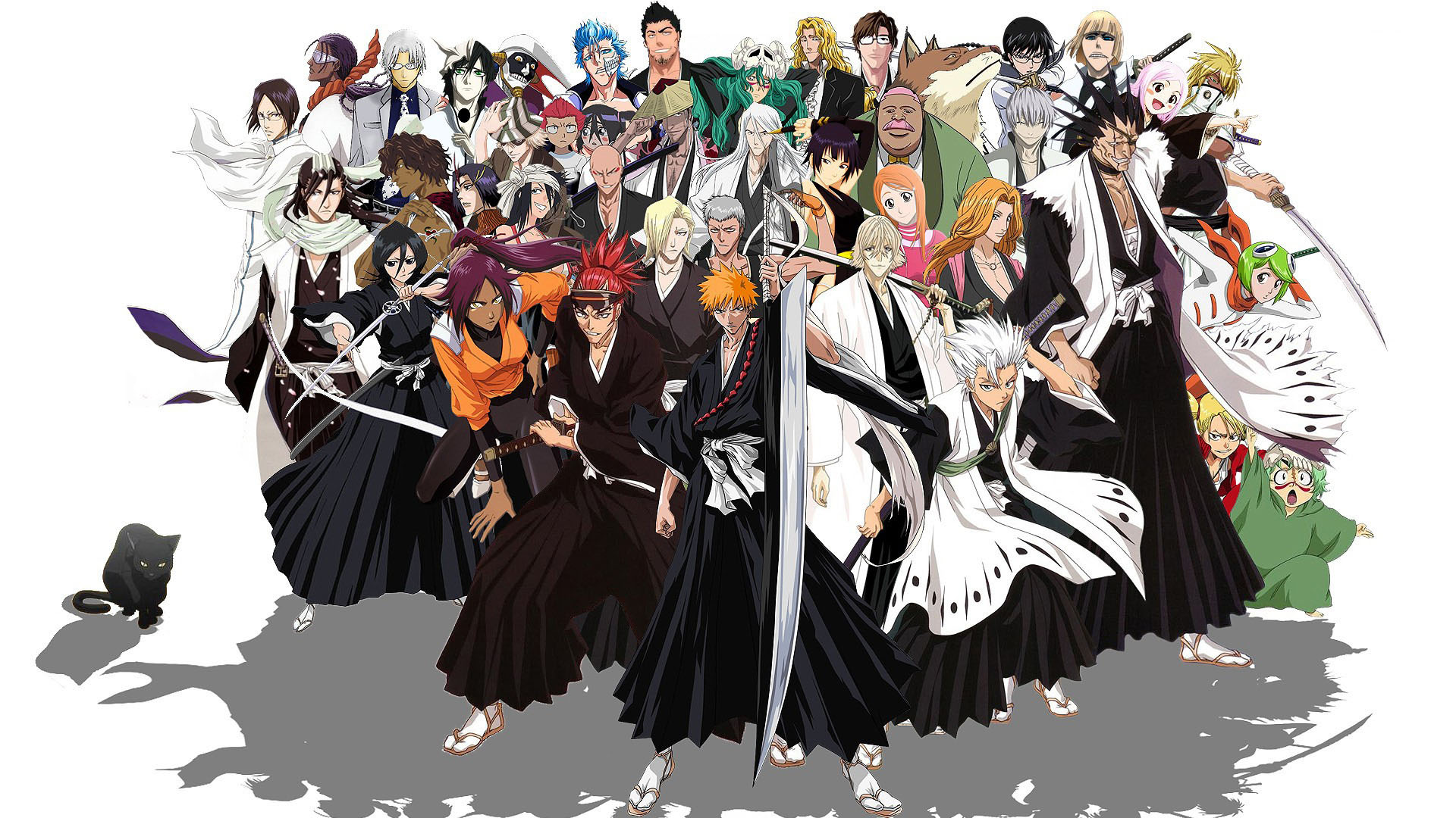 HQ Bleach pictures | 4K Wallpapers