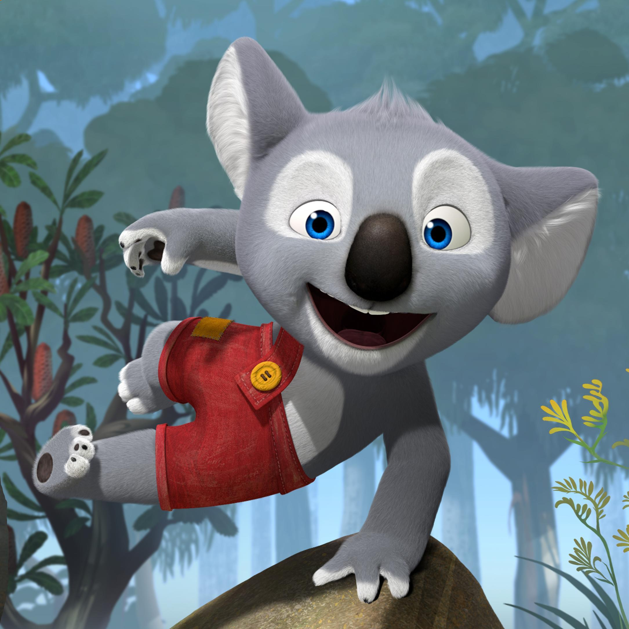 2170x2170 > Blinky Bill Wallpapers