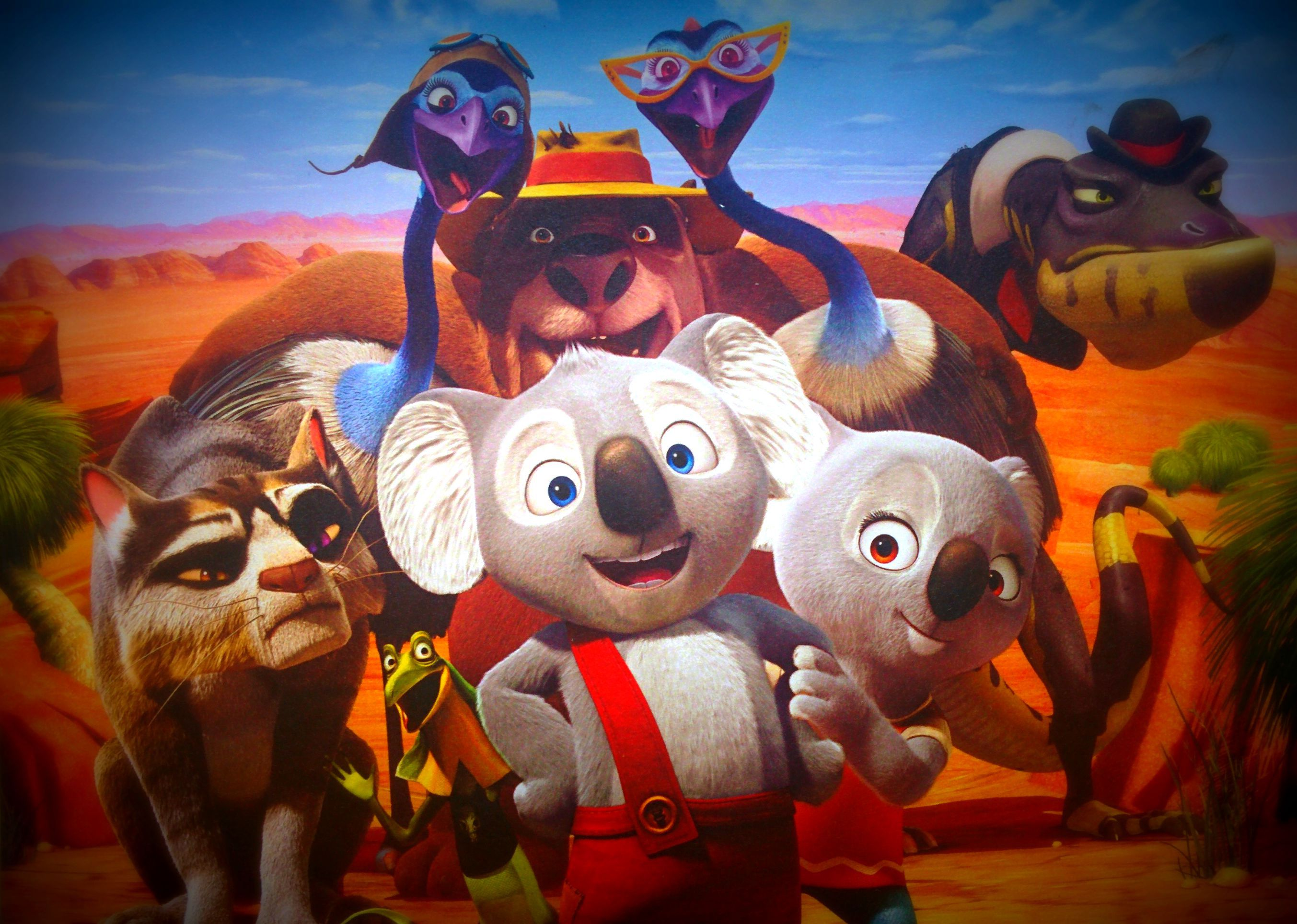 Blinky Bill Pics, Cartoon Collection