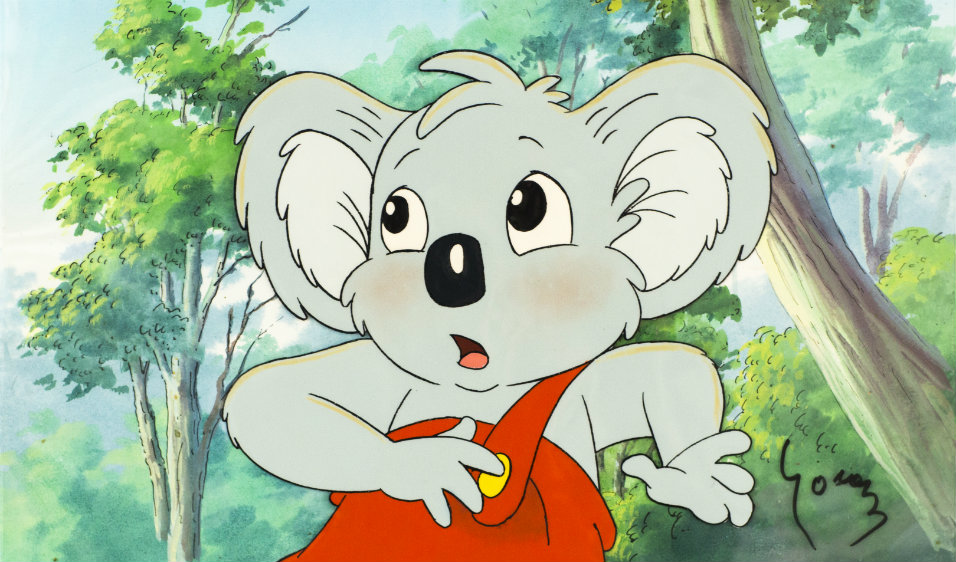 956x562 > Blinky Bill Wallpapers