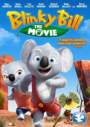Nice Images Collection: Blinky Bill Desktop Wallpapers