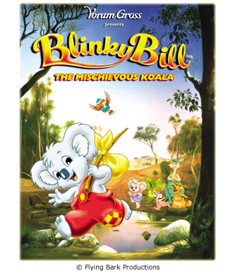 HQ Blinky Bill Wallpapers | File 119.91Kb