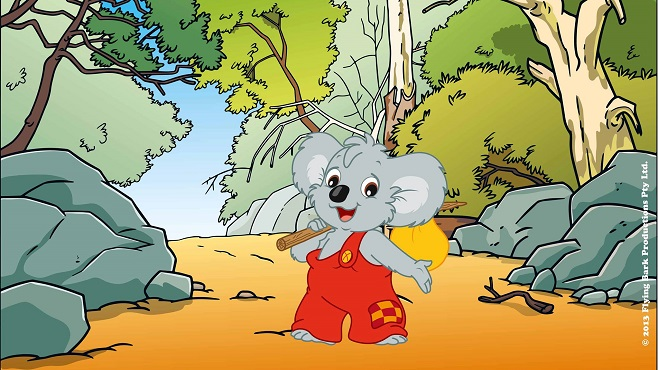 HQ Blinky Bill Wallpapers | File 123.86Kb