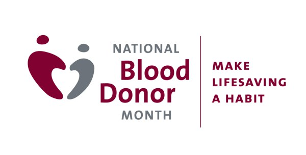 Blood Donor Month Backgrounds, Compatible - PC, Mobile, Gadgets| 600x304 px