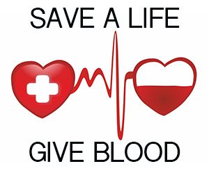 Images of Blood Donor Month | 300x249