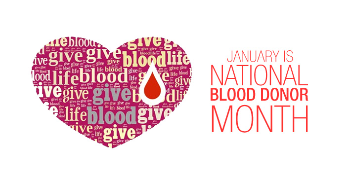 Images of Blood Donor Month | 710x367