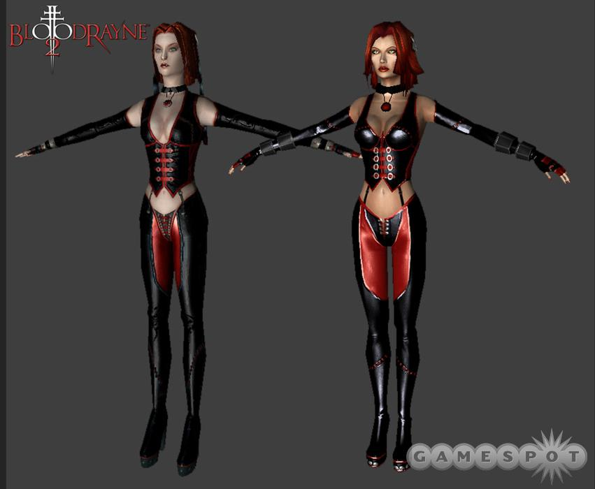 Bloodrayne 2 Wallpapers Video Game Hq Bloodrayne 2 Pictures 4k