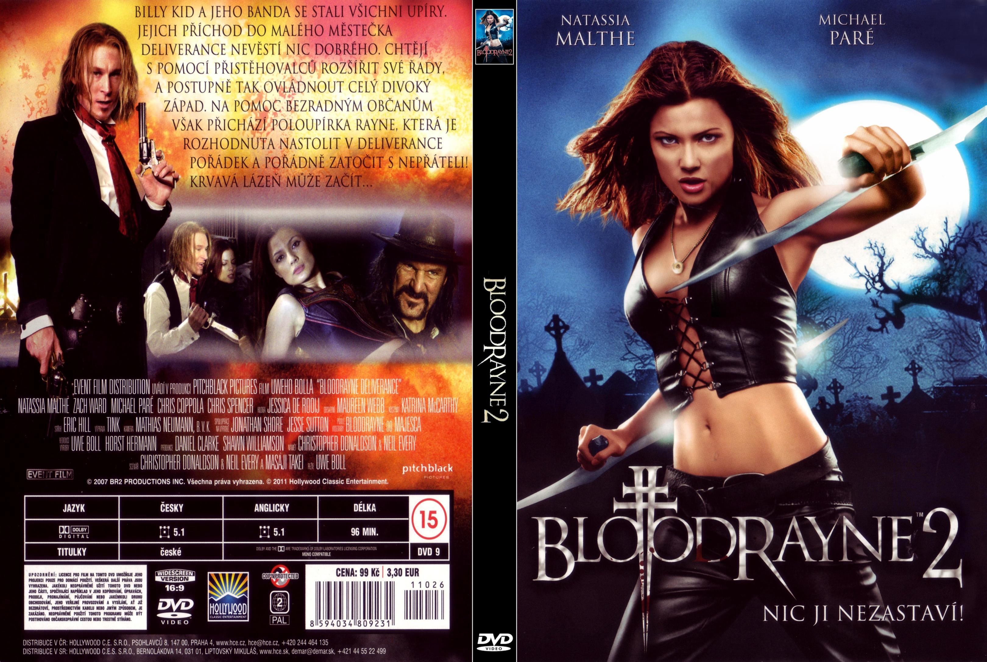 Bloodrayne Ii Deliverance Wallpapers Movie Hq Bloodrayne Ii