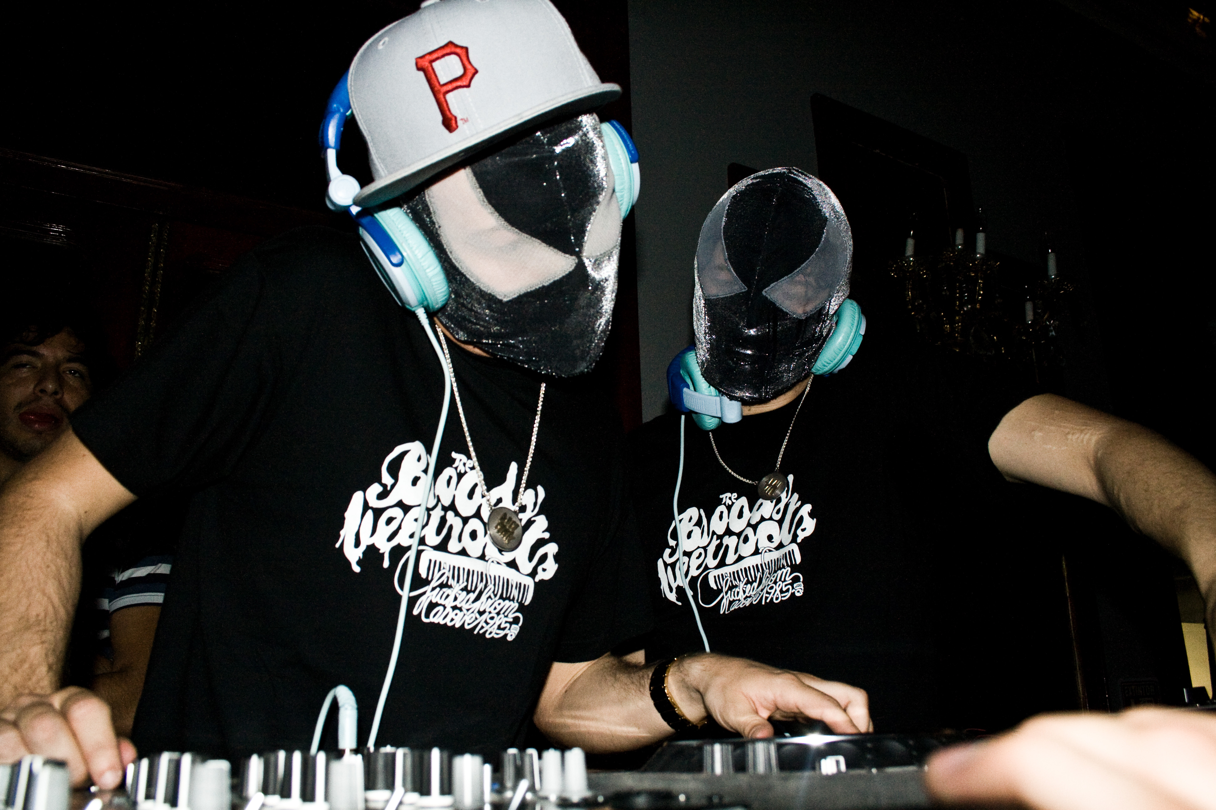 HD Quality Wallpaper | Collection: Music, 3888x2592 The Bloody Beetroots