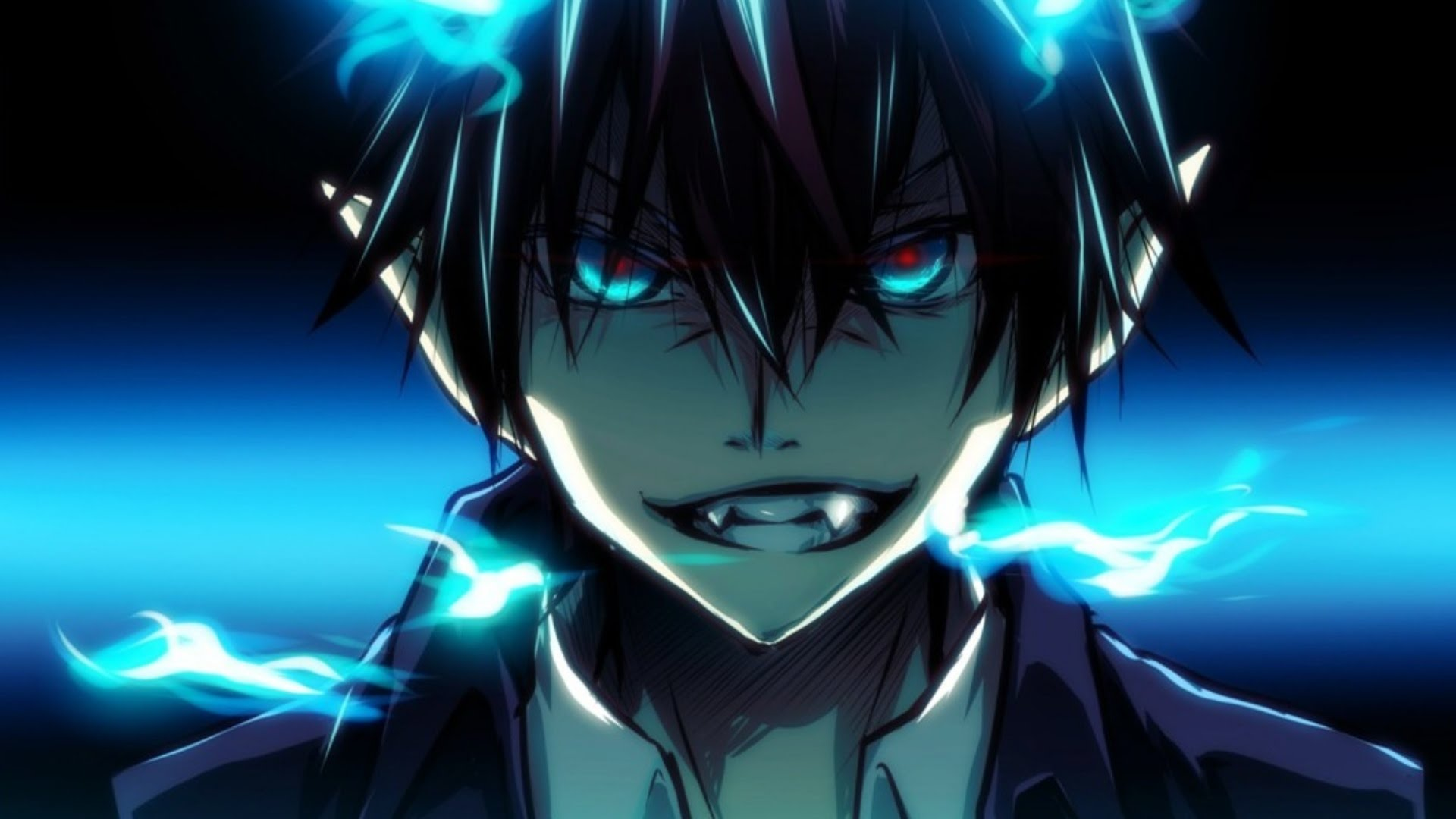 Blue Exorcist Wallpapers Anime Hq Blue Exorcist Pictures 4k