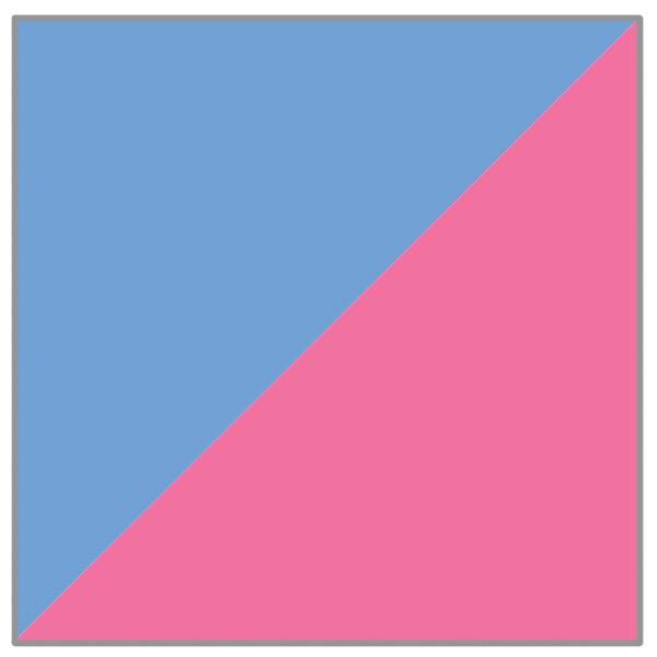 High Resolution Wallpaper | Blue Pink 600x600 px