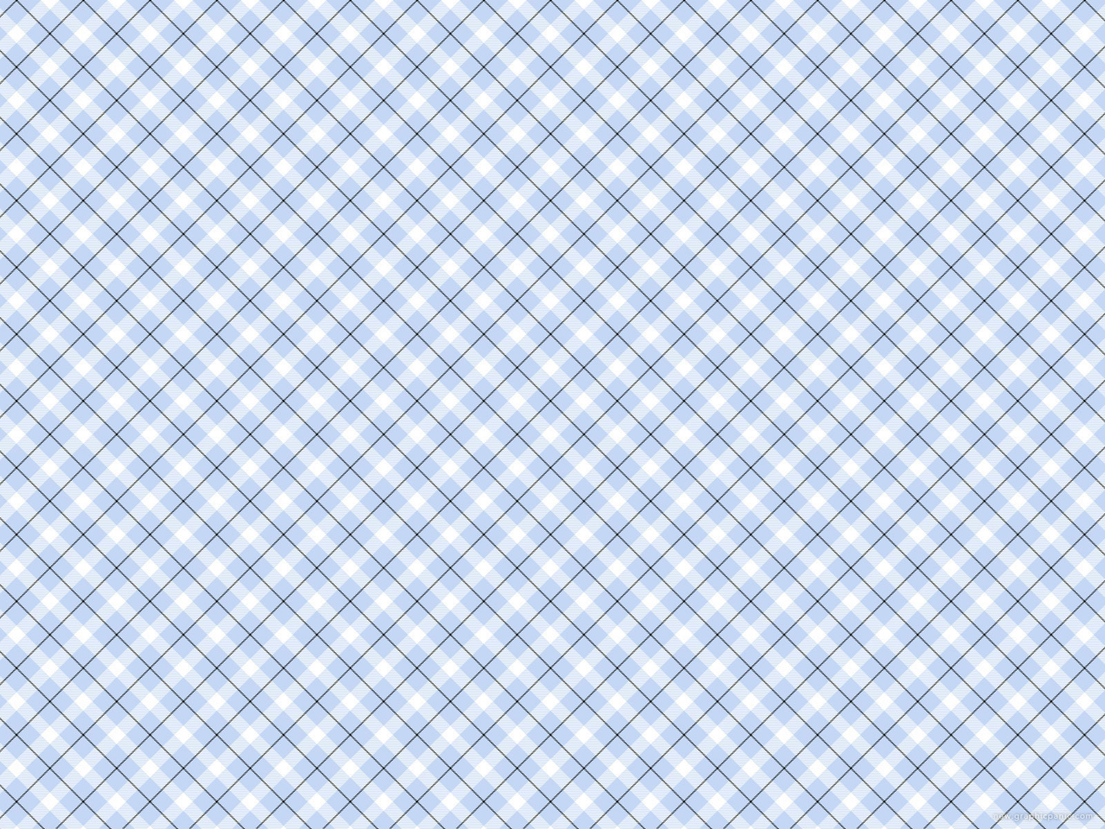 HD Quality Wallpaper | Collection: Artistic, 1600x1200 Blue Plaid