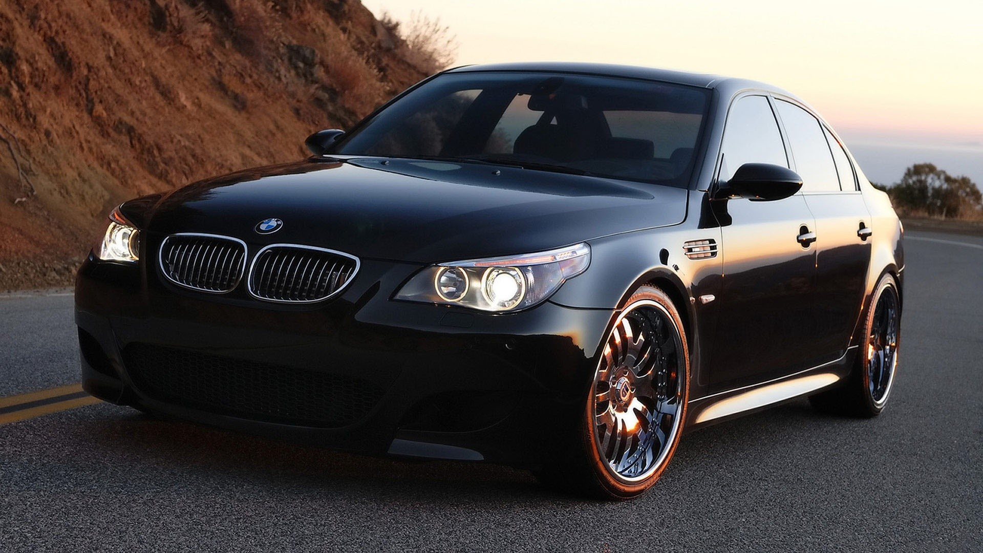 Bmw E60 Wallpapers Vehicles Hq Bmw E60 Pictures 4k Wallpapers 2019