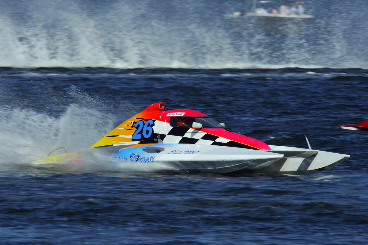 Boat Racing Pics, Sports Collection
