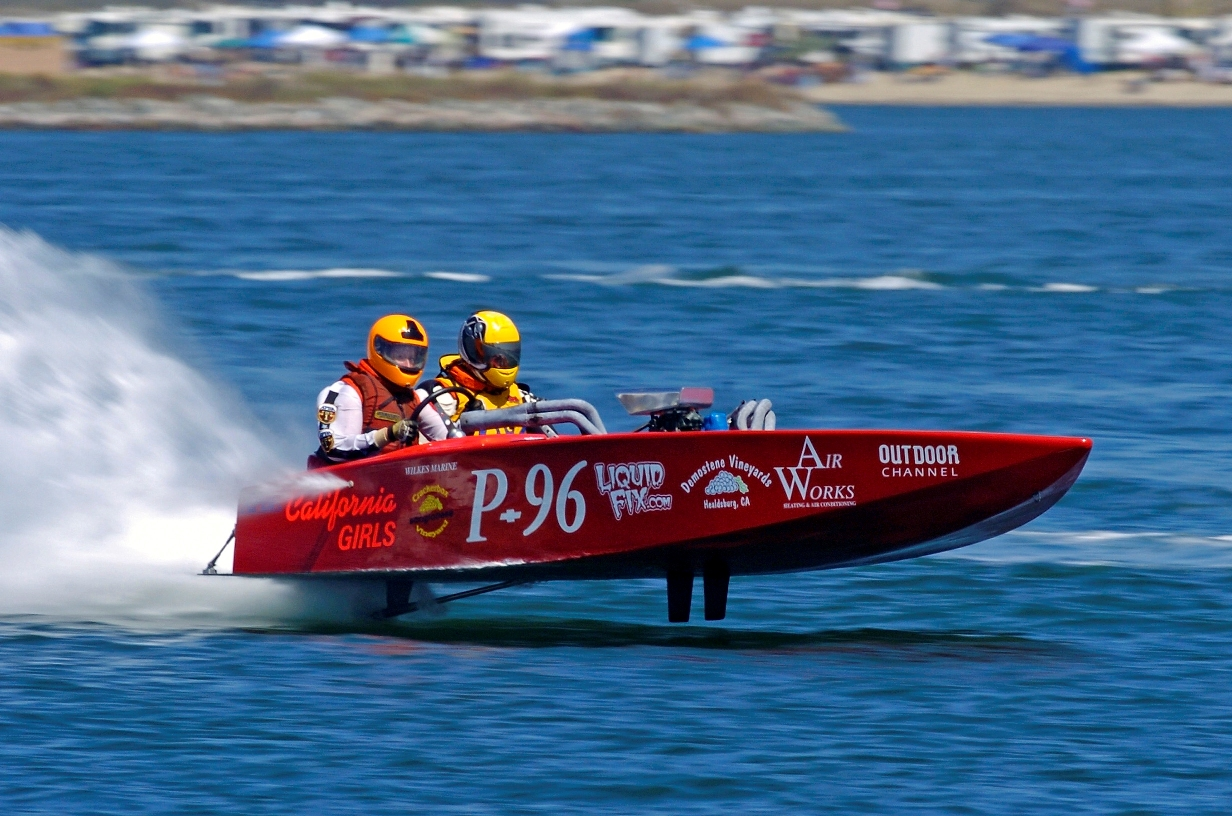 Nice wallpapers Boat Racing 1232x816px