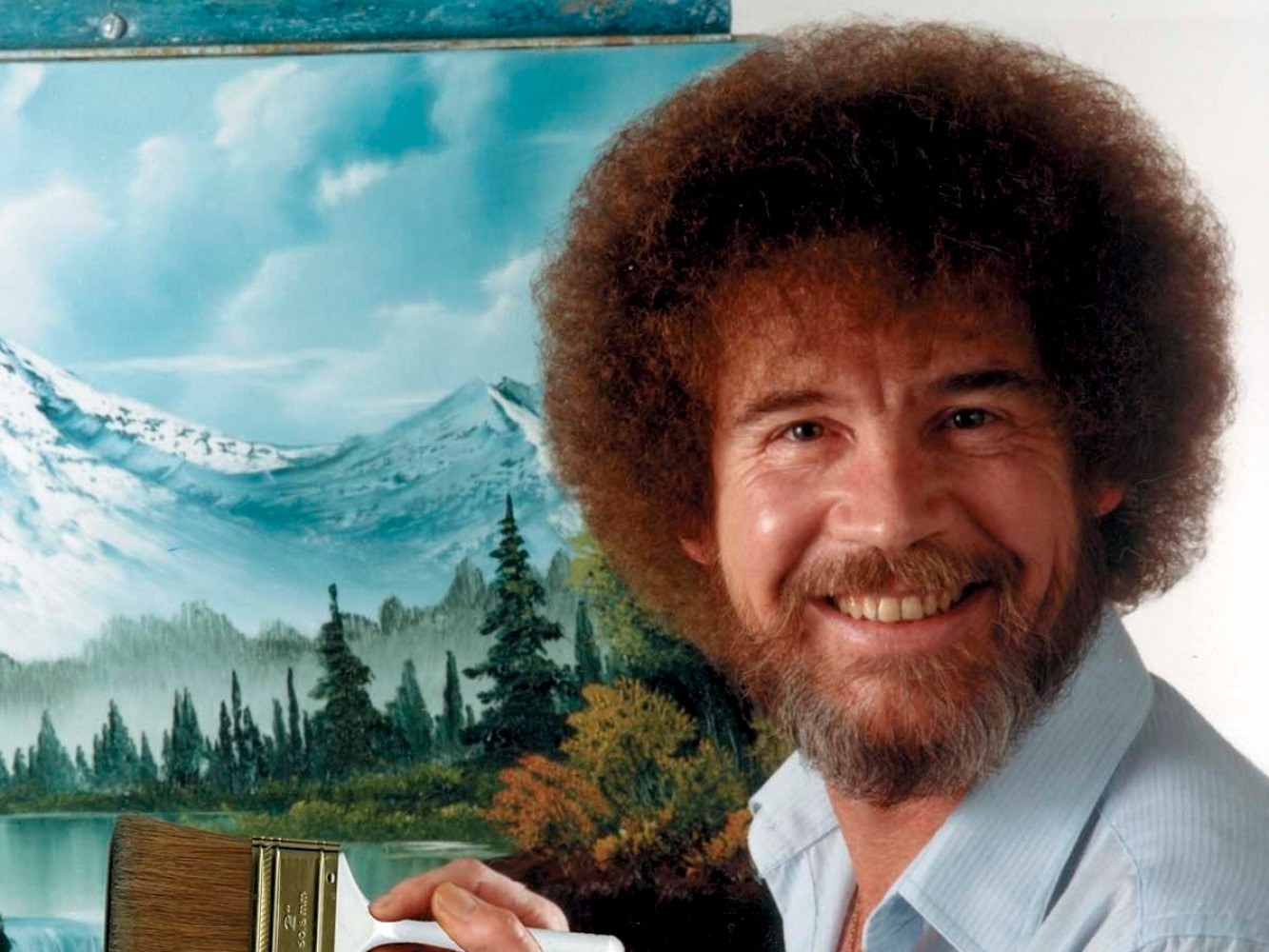 Bob Ross Backgrounds on Wallpapers Vista