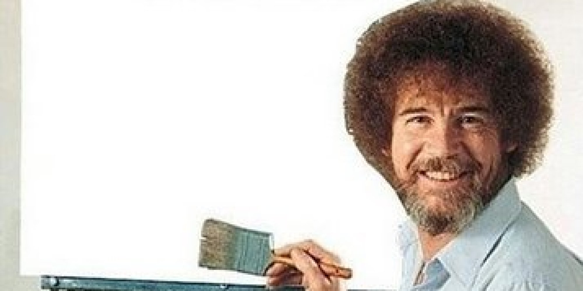 Images of Bob Ross | 2000x1000
