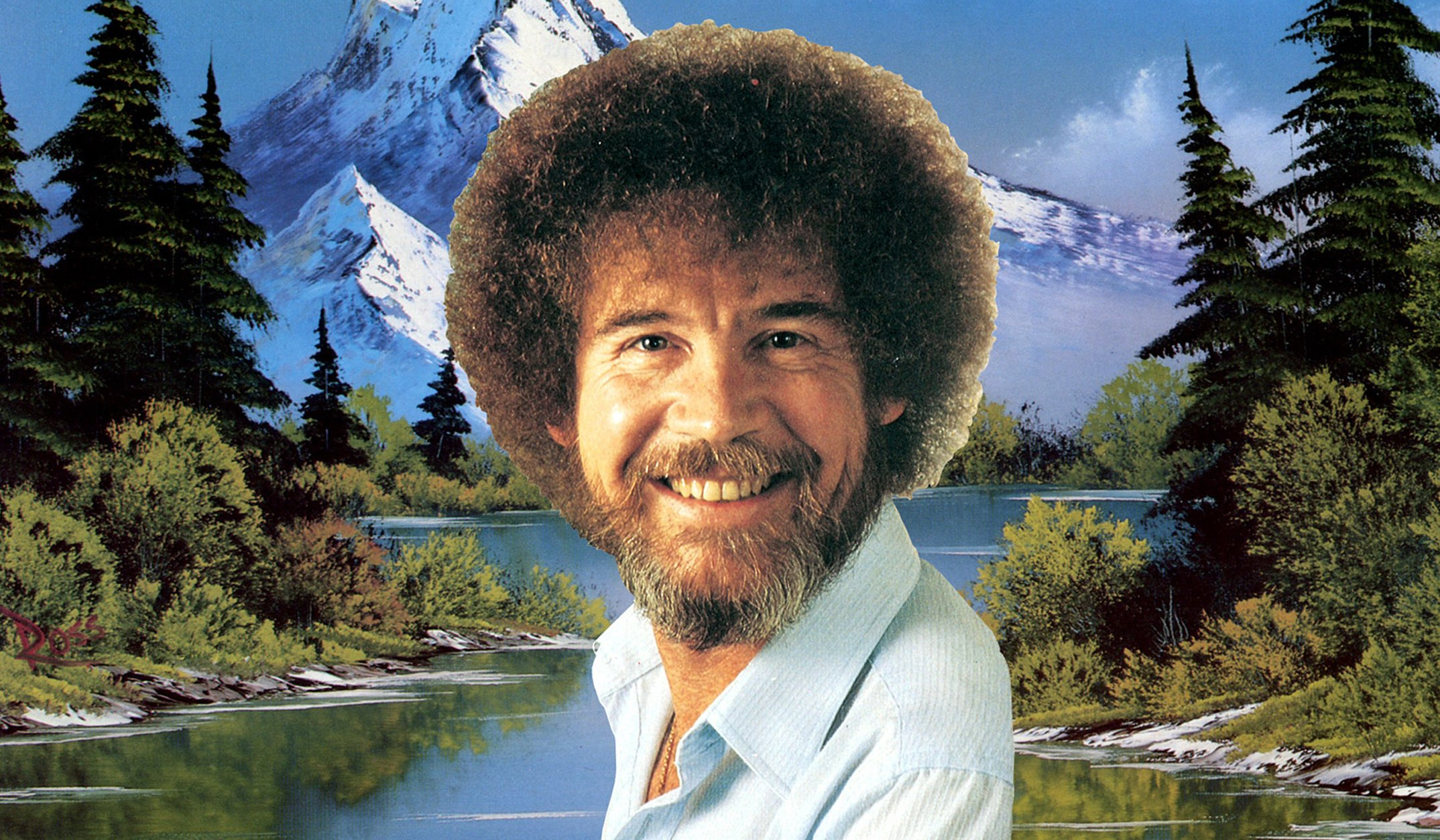 Bob Ross Pics, Men Collection