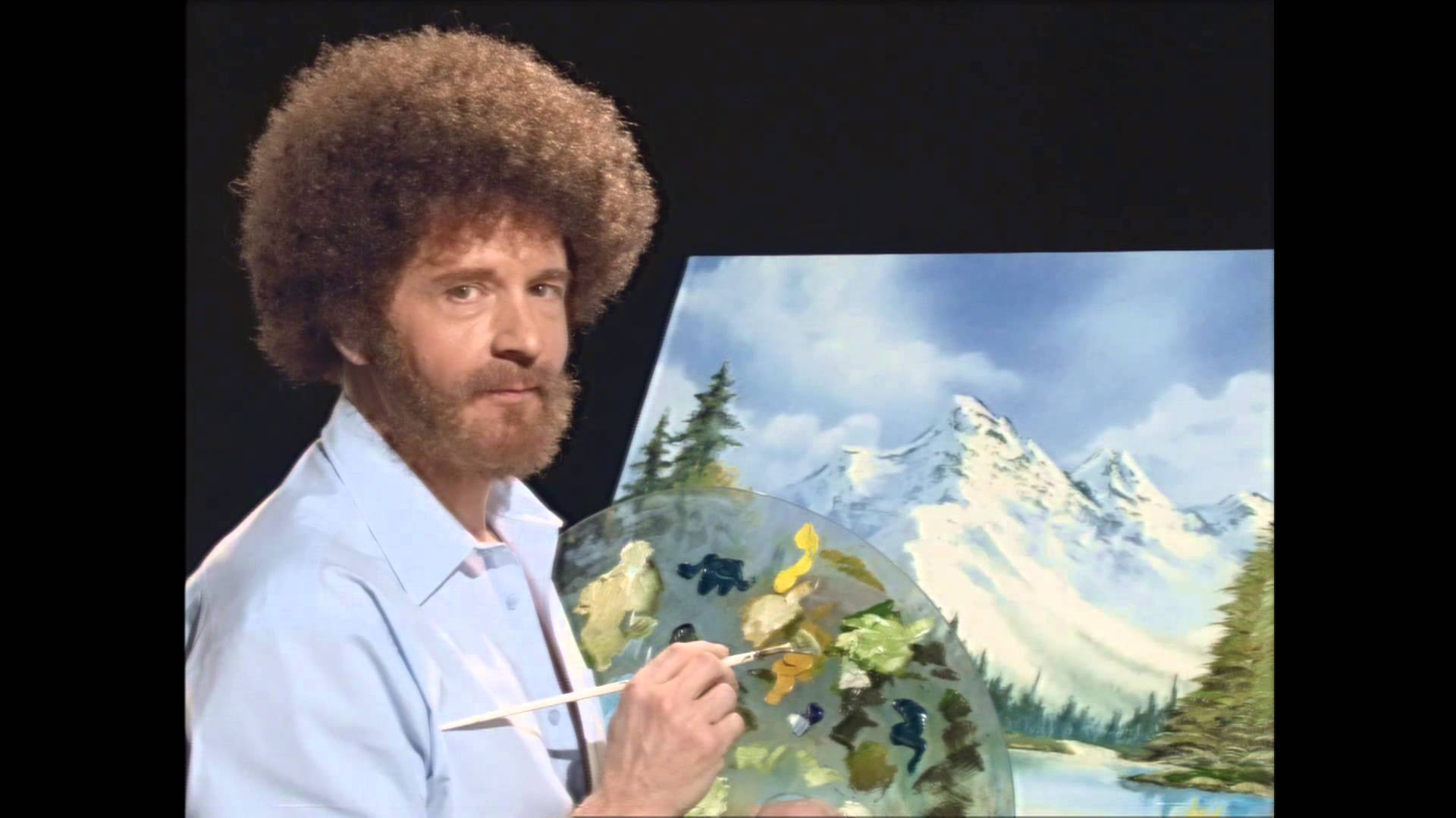 1920x1080 > Bob Ross Wallpapers