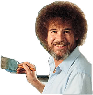 Images of Bob Ross | 320x327