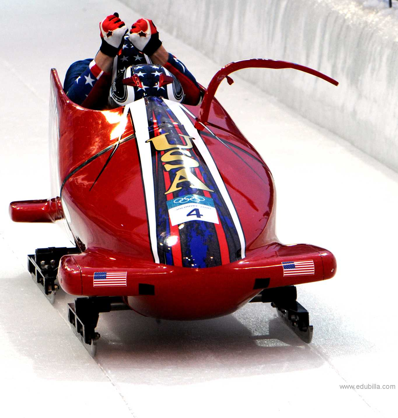 Nice wallpapers Bobsleigh 1365x1434px