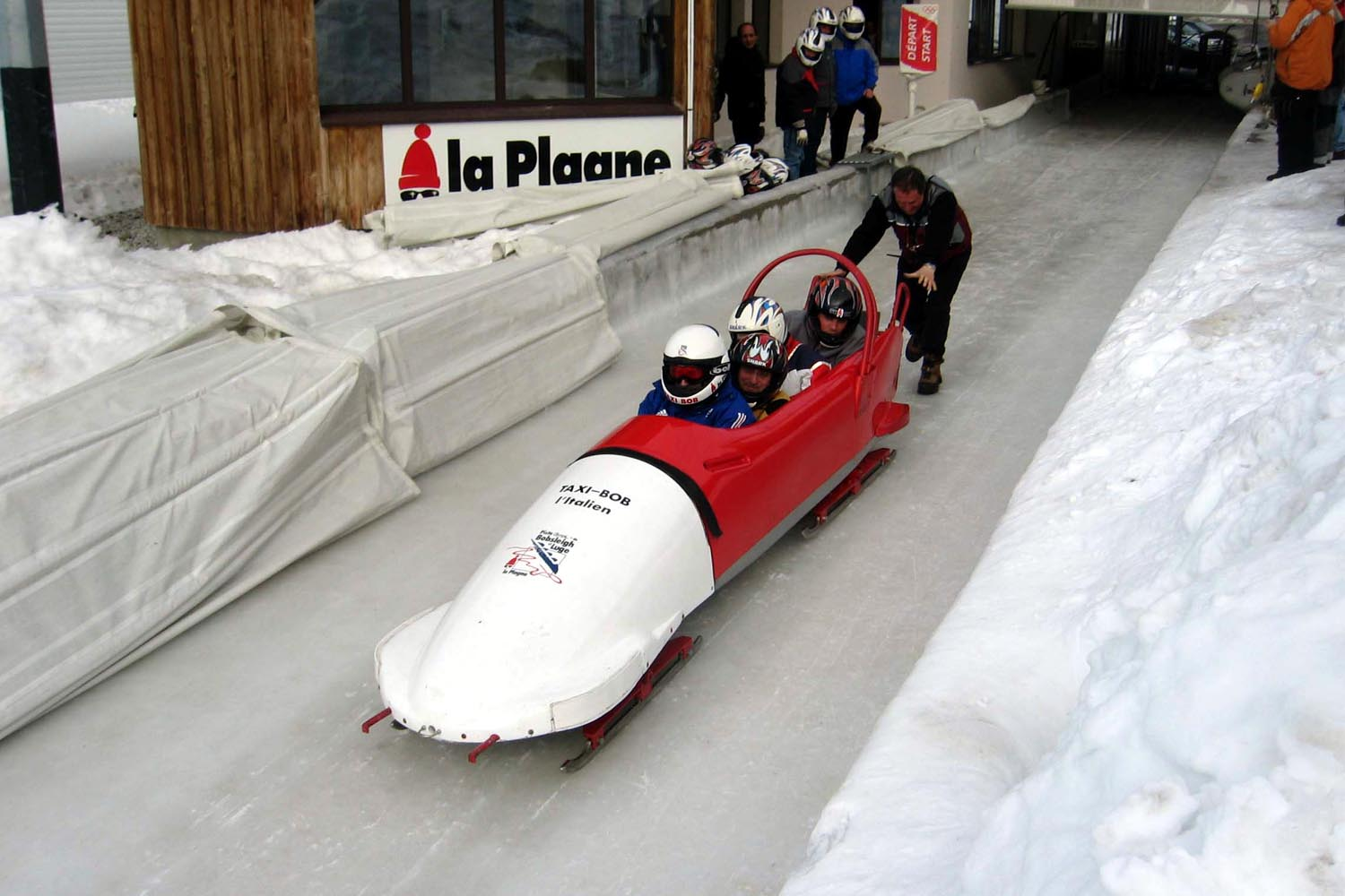 Nice wallpapers Bobsleigh 1500x1000px