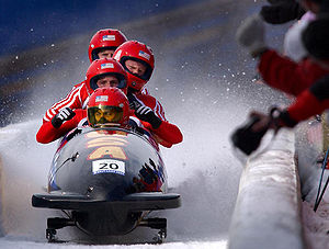 HD Quality Wallpaper | Collection: Sports, 300x227 Bobsleigh