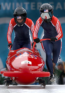 HD Quality Wallpaper | Collection: Sports, 220x311 Bobsleigh