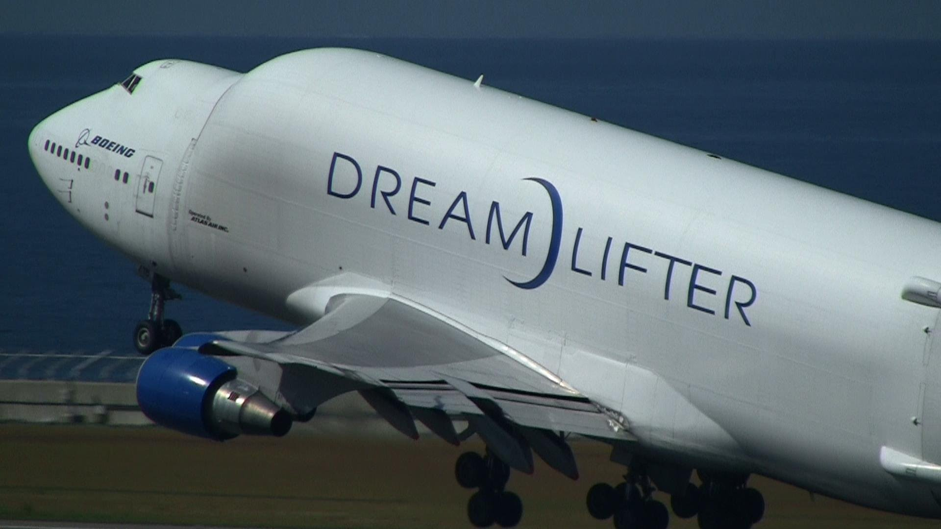 Boeing 747 Dreamlifter Wallpapers Vehicles Hq Boeing 747 Dreamlifter Pictures 4k Wallpapers 2019