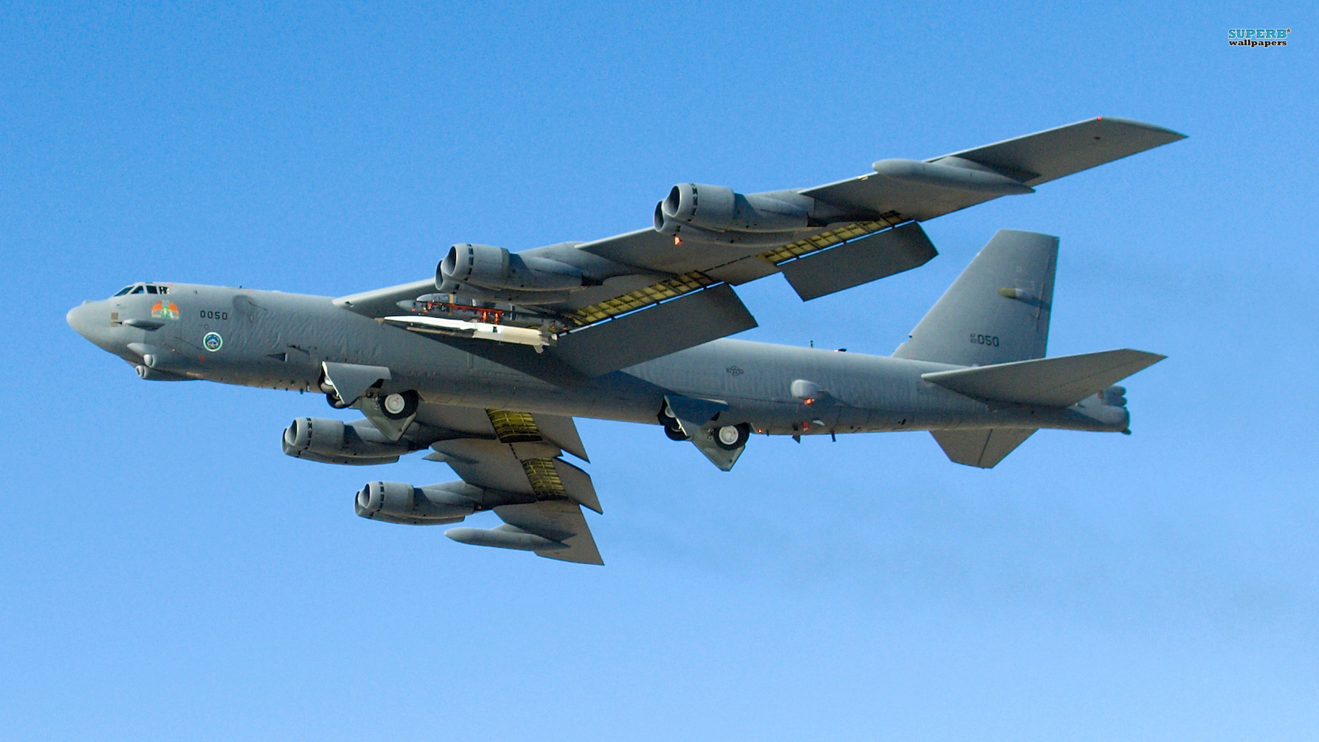 Images of Boeing B-52 Stratofortress | 1920x1080